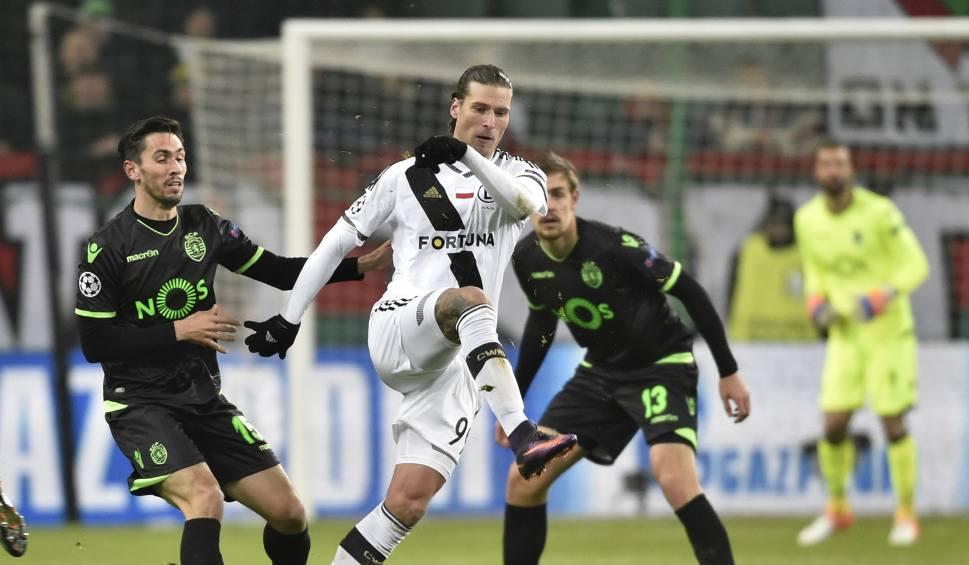 Film do artykułu: Mecz Legia Warszawa - Sporting Lizbona ONLINE. Gdzie oglądać w telewizji? TRANSMISJA TV NA ŻYWO