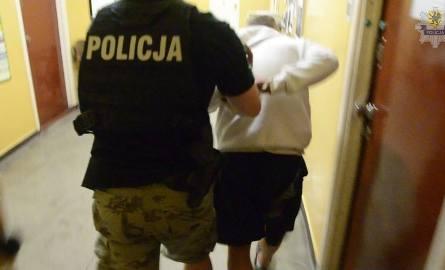 Podejrzewany o napad na kobietę w Gdańsku zatrzymany przez policję [WIDEO,ZDJĘCIA]