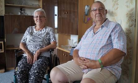 Zofia i Tadeusz Szymczak z Jastrzębia-Zdroju ciężko chorują. Właśnie dla takich osób powstał specjalny program wsparcia teleopiekuńczego