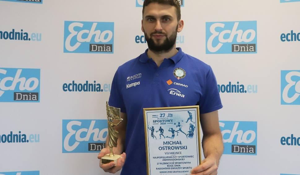 Film do artykułu: Michał Ostrowski w plebiscycie sportowym zajął siódme miejsce. Był zadowolony z wyróżnienia (WIDEO)