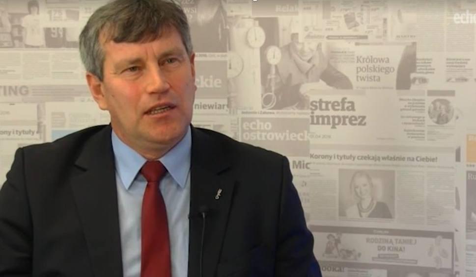 Film do artykułu: GOŚĆ DNIA: Zbigniew Kierkowski, starosta pińczowski