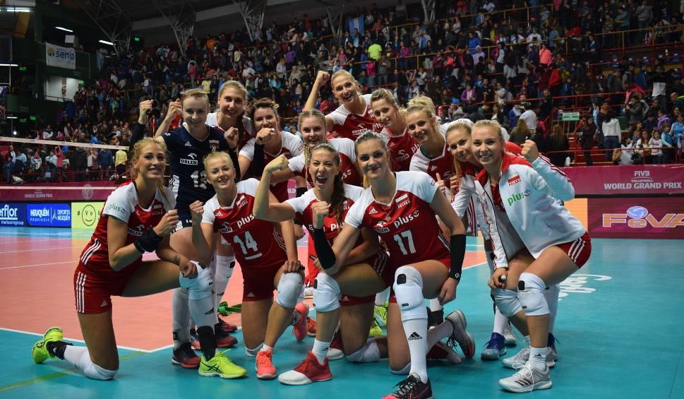 Film do artykułu: Świetny start polskich siatkarek w World Grand Prix. Trzy razy po 3:0