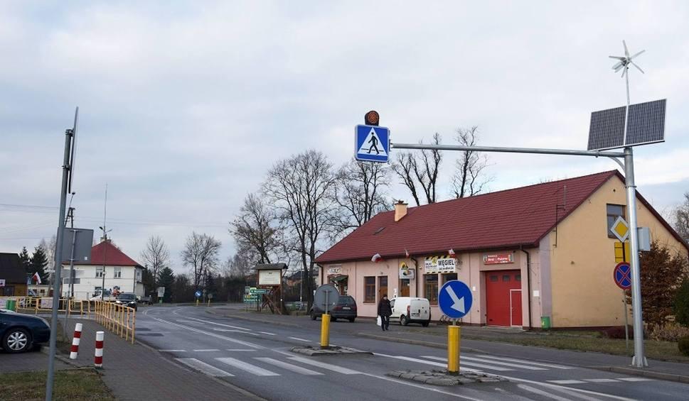Film do artykułu: Już są nowe, bezpieczne przejścia dla pieszych w Mircu