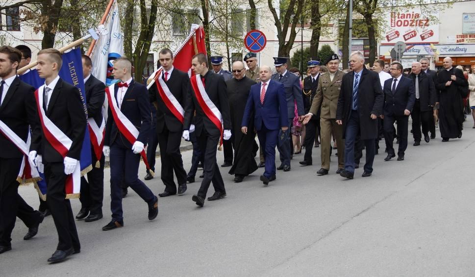 Film do artykułu: Obchody 1050. Rocznicy Chrztu Polski w Nisku