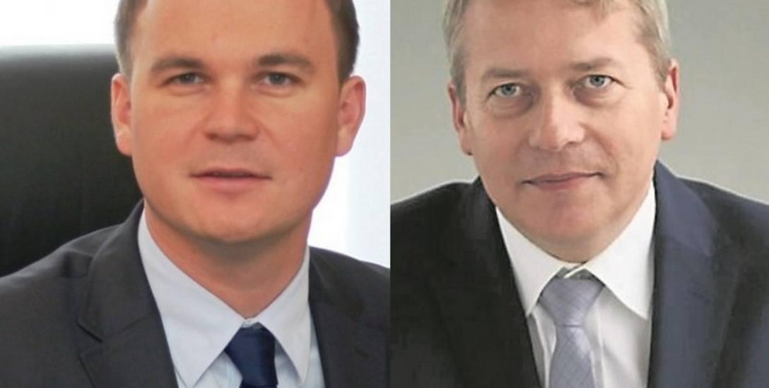 Dawid Kostempski i Wojciech Saługa będą rywalizować o fotel lidera śląskiej PO