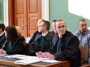 Zdjęcie z 2015 roku, gdy ruszał proces. Natomiast wczoraj na ogłoszeniu wyroku nie pojawił się żaden z oskarżonych