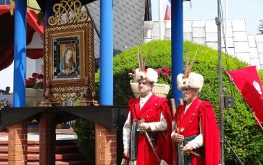 Uroczystości odpustowe z 20 czerwca - Bractwo z Kostrzyna.
