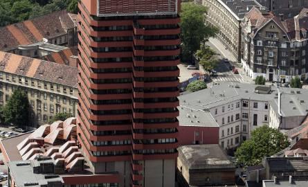Poznaniacy mogli po raz ostatni podziwiać panoramę z dachu Collegium Altum