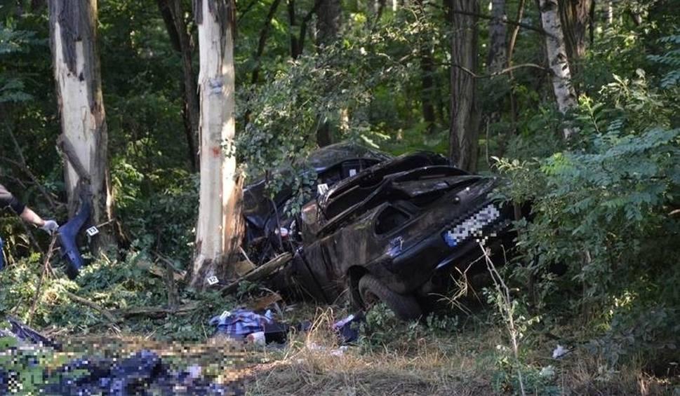 Film do artykułu: Tragedia pod Zieloną Górą: Śmierć zabrała matki pięciu chłopcom