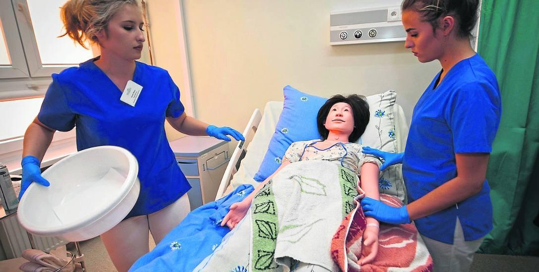 Szansa na nowoczesne kształcenie pielęgniarek i pielęgniarzy na wysokim europejskim poziomie