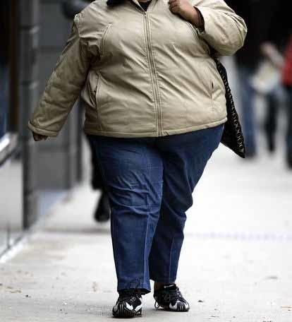Otyłość utrudnia życie, i to nie tylko otyłym