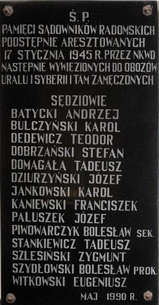 tablica radom