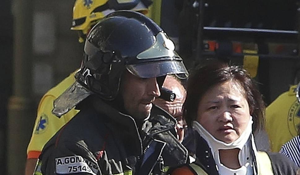 Film do artykułu: Świat komentuje zamachy w Hiszpanii. Słowa Trumpa budzą skrajne emocje