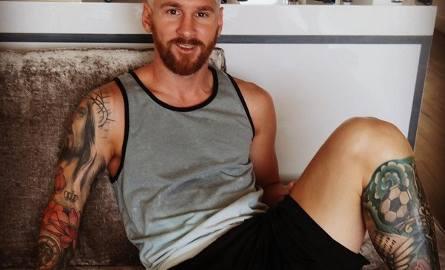 Dotąd Messi wyróżniał się tatuażami. Od dziś również fryzurą