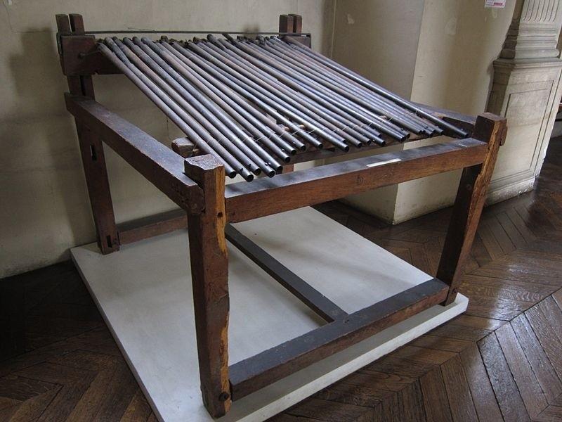 Machina - wynalazek Giuseppe Fieschiego