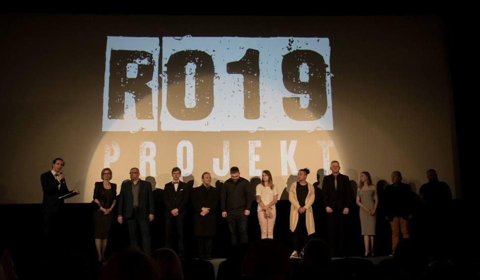 """Film do artykułu: """"Projekt R019"""" po premierze. Będzie serial? [WIDEO, ZDJĘCIA]"""