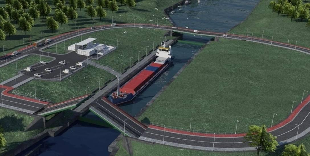Rosja skarży budowę kanału przez Mierzeję Wiślaną. Gróbarczyk: Nie ulegajmy tej narracji