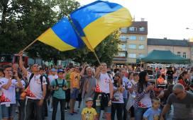 ŚDM w Gorlicach: międzynarodowe śpiewanie z zespołem New Day