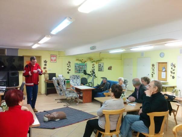 Bezpłatne zajęcia dla aktywnych, pełnych radości życia Seniorów (60+)