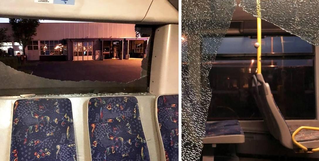 Co się stało w autobusie linii 71 w Bydgoszczy? Podobno strzelano...