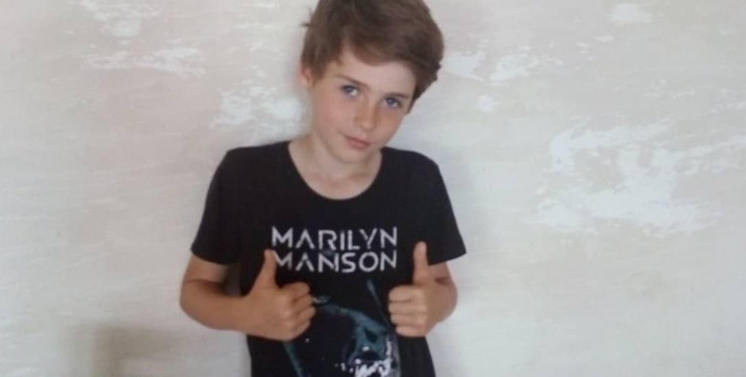 Tak 11-letni Artur cieszy się, że po dwóch latach udało mu się wygrać nierówną walkę z chorobą. Teraz chce trenować futbol