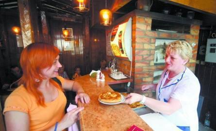 Związana z Porankiem jest również pizzeria, która uchodzi za najstarszą w Polsce. Fot. Kamil Nagórek