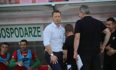 Dariusz Banasik nie jest już trenerem Zagłębia
