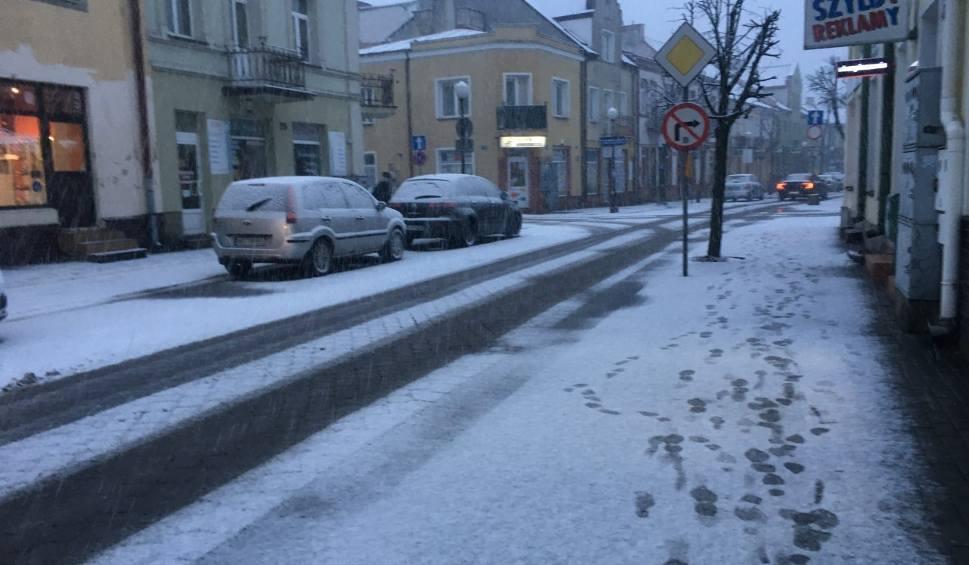 Film do artykułu: Zima 2020. Pierwsze tej zimy opady śniegu w regionie, 29.01.2020. Jak długo poleży biały puch? Sprawdź prognozę pogody
