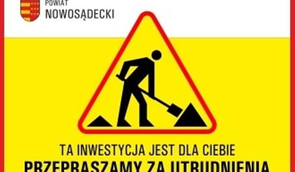 Film do artykułu: Uwaga kierowcy! Trasa Ptaszkowa-Wojnarowa miejscami będzie nieprzejezdna