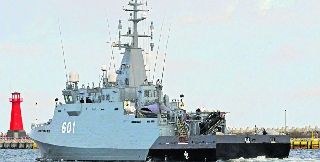 Dwa nowoczesne niszczyciele min typu Kormoran zamówiło Ministerstwo Obrony Narodowej