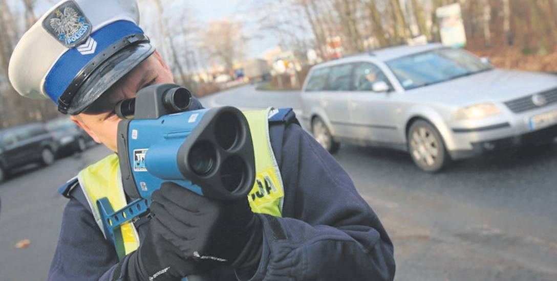Śląska drogówka ma nowe urządzenia do pomiaru prędkości. Miejcie się dziś na baczności