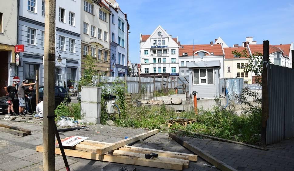Film do artykułu: Podzamcze. Wkrótce może ruszyć budowa nowych mieszkań [ZDJĘCIA]
