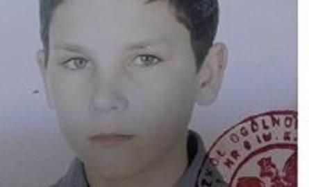 Zaginął 14-letni Kamil Filcek z Rumi