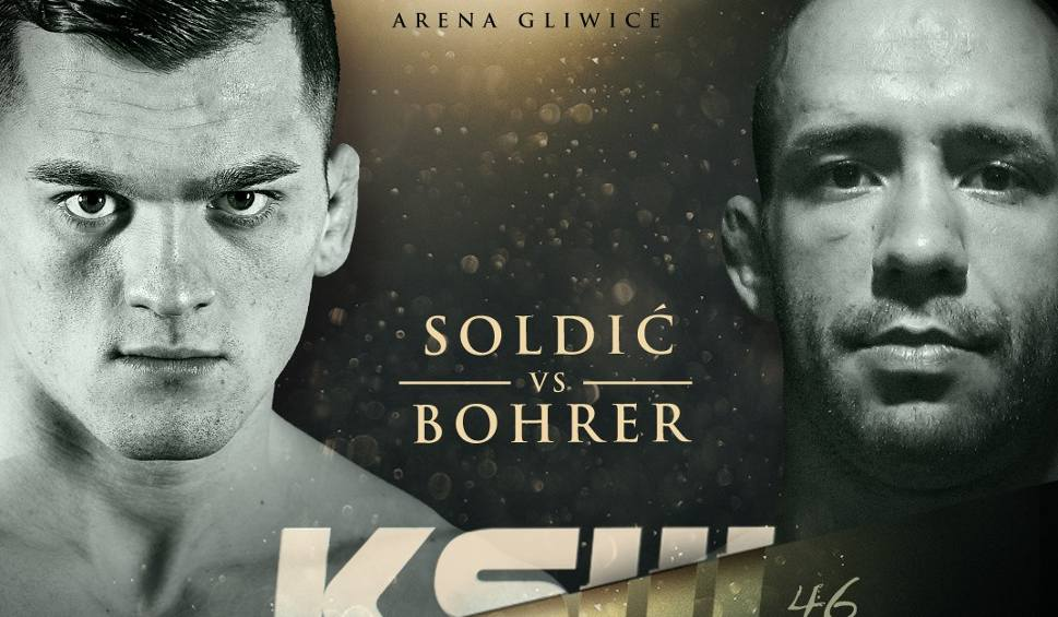Film do artykułu: KSW 46: WALKI, KARTA WALKA. Kto walczy na KSW 46 w Gliwicach? Hit Khalidov - Narkun, Soldić wraca na ring