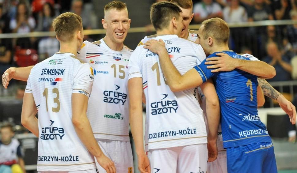 Film do artykułu: ZAKSA Kędzierzyn-Koźle ograła BBTS Bielsko-Biała i awansowała do półfinału Pucharu Polski
