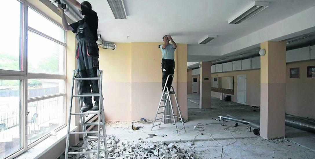 Wielkie remonty w szkołach na Pomorzu. Przygotowania do wprowadzenia reformy