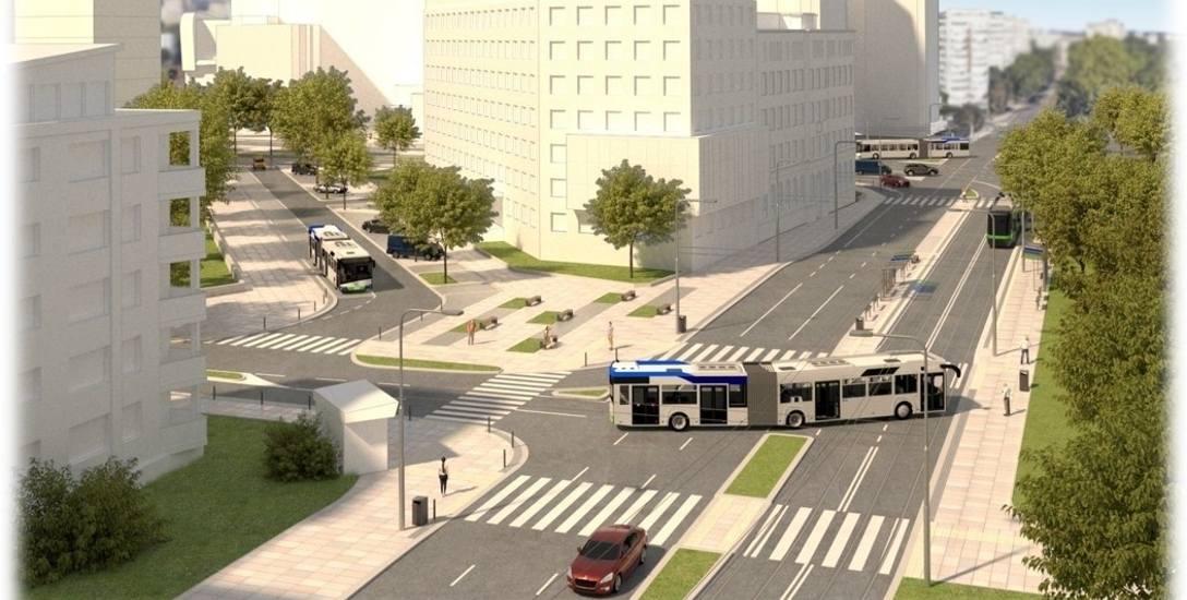 Dwa lata gruntownej przebudowy w centrum miasta. Inwestycja poprawi jakość komunikacji