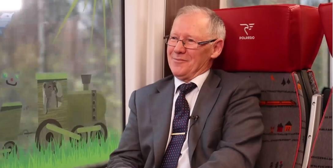 [VIDEO] Sławomir Wiak- rektor Politechniki Łódzkiej- opowiada o nartach, podróżach i dobrej whiskey