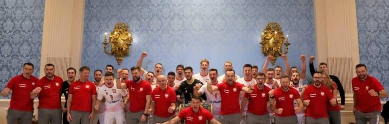 Dawid Dawydzik z Żagania gra w reprezentacji Polski w piłce ręcznej. Walczy o medale na Mistrzostwach Świata w Egipcie