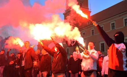 """Protest """"Przeciw islamizacji Europy"""""""