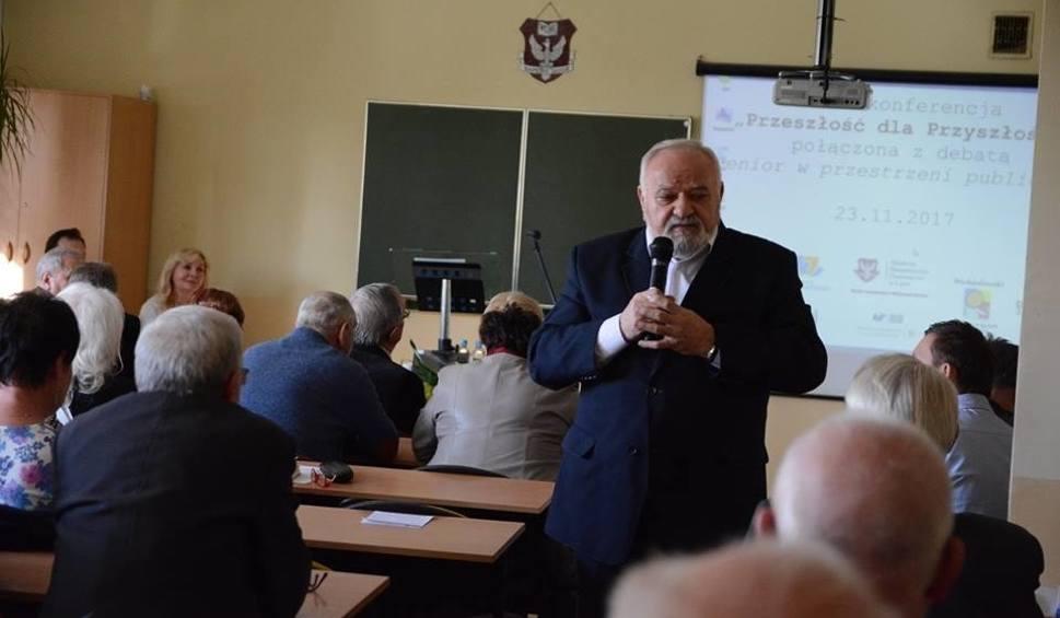 Film do artykułu: Wodzisław Śląski: dyskutowali o problemach seniorów ZDJĘCIA
