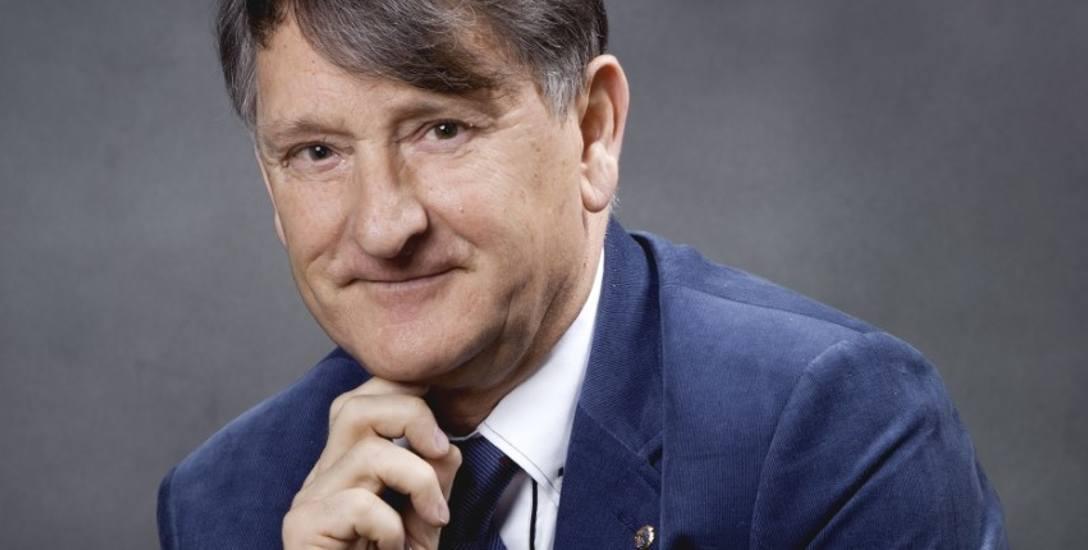 Prof. dr hab. inż. Jan Kiciński, dyrektor Instytutu Maszyn Przepływowych PAN im. Roberta Szewalskiego