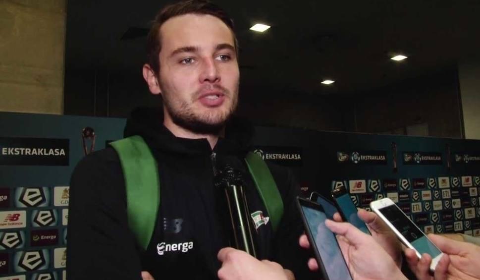 Film do artykułu: Oliver Zelenika, były bramkarz Lechii Gdańsk, trenuje z holenderskim NEC Nijmegen