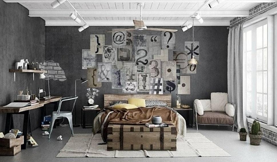 Film do artykułu: Mieszkanie dla faceta. Tak wyglądają męskie wnętrza (ZDJĘCIA)