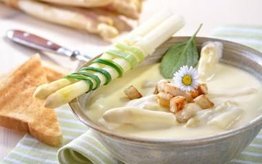 Przepisy na szparagi. Zobacz TOP 10 propozycji na dania ze szparagami