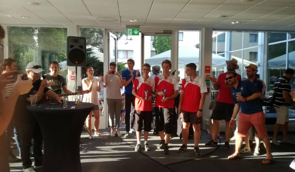 Film do artykułu: Petanque. Francuzi z UFE zaprosili polskich graczy na pokaz z mistrzem świata