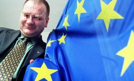 Jarosław W krótko przed przystąpieniem Polski do Unii Europejskiej