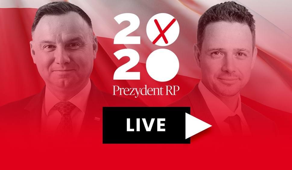 Film do artykułu: Studio na żywo. Prezydent Andrzej Duda czy Rafał Trzaskowski, kto na finiszu kampanii ma większe szanse na zwycięstwo
