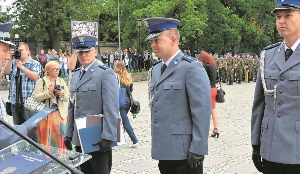 Film do artykułu: Najpopularniejszy dzielnicowy służy w Chełmży [zdjęcia]