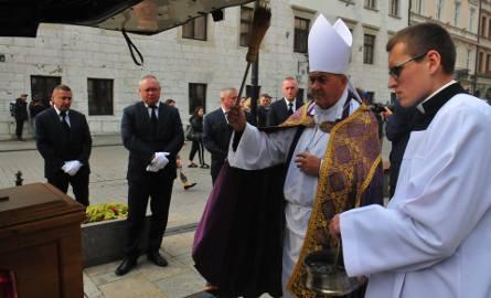 Profesorowie UJ Karol Olszewski i Zygmunt Wróblewski spoczęli w Panteonie Narodowym